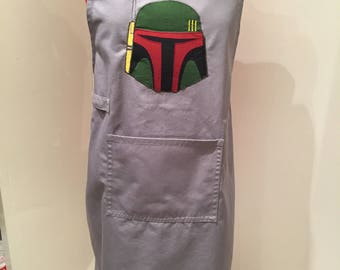 Star Wars Boba Fett Adult Apron