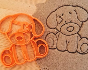 Lovely dog Cookie Cutter