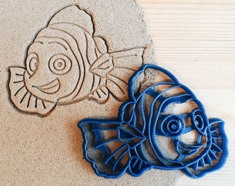 Nemo Cookie Cutter