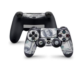 Money Skin For Sony Playstation 4 Dualshock Wireless Controller PS4