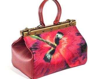 Poppy Carpet Bag