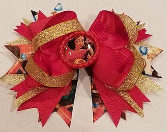 Elena of Avalor Hair Bow