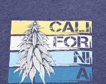 Men's California Outdoor Grow T Shirt