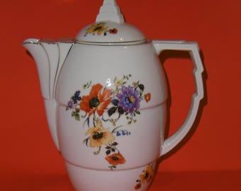 Czechoslovakia can porcelain 60 thin model: 1428/2 capacity 1.5 litres