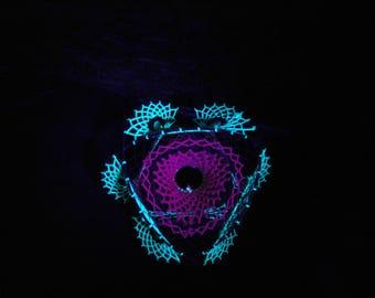 "UV-3d Dream Catcher/Dreamcatcher ""Dreamstar"""