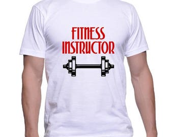 Tshirt for a Fitness Instructor
