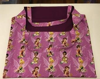 Handmade Fairies Reversible Bag