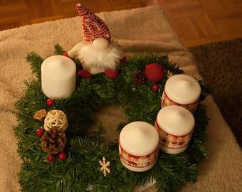 Bobo Christmas / Advent Wreath