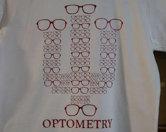 IU Optometry Tee Shirt
