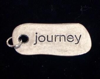Journey Charm