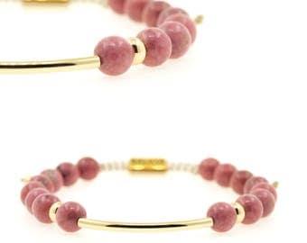 Baluya Rosé Jasper (bracelet)