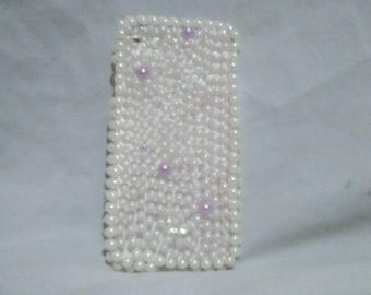 IPhone Mobile Holster 7. With Pearls.