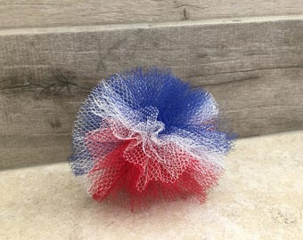 Pack of 4 Scrubbles Nylon Net Scrubbies Perfect For Dishes, Sinks, Tubs and More!