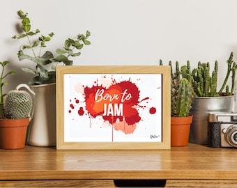 Born to JAM - paper