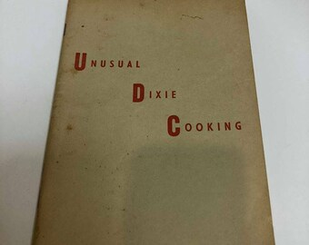 Unusual Dixie Cooking