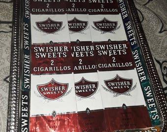 Swisher rolling tray