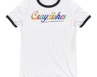 Craydishes Ringer T-Shirt