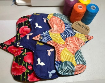 Ecofriendly Cloth Pads