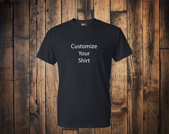 Men's Custom Shirt