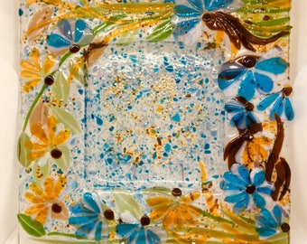 Flower Meadow Tray