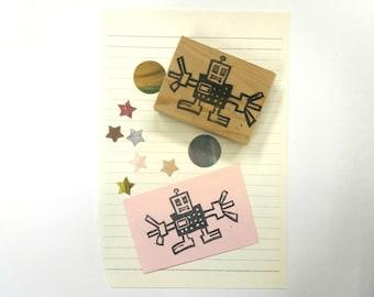 Stamp ' robot '