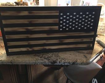 """US """"IR"""" flag"""