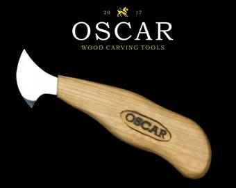 OSCAR,tools,woodcarving,handemade,knife,knife for carving on wood