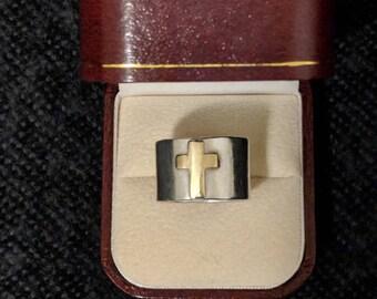 Men's Cross Ring