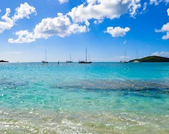 Antigua Seascape