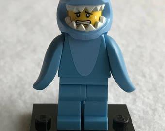 LEGO minifigure, Shark Guy Suit Series 15