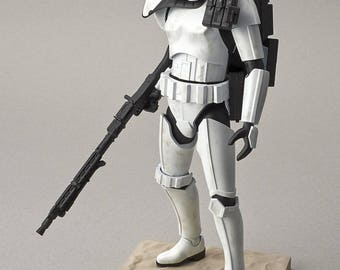 Star Wars Sand Trooper 1/12 Scale Model Kit