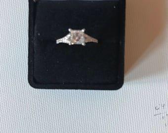 Beautiful 0.68 Carat Diamond Ring
