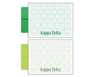 Kappa Delta Postcards - Sorority