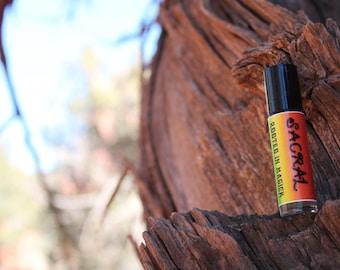 Sacral Chakra Essential Oil Potion