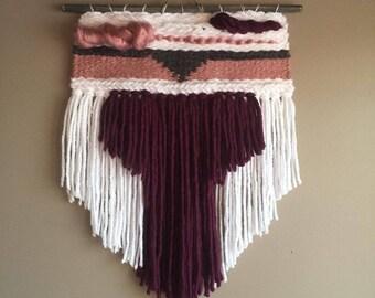 weaved wall hang
