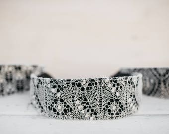 Romantic White Lace Belt For Women - Waistbelt -  Homemade Craft Accessory - Pure White Lace - Bride Accessory - Lace Bridesmaids Accessory