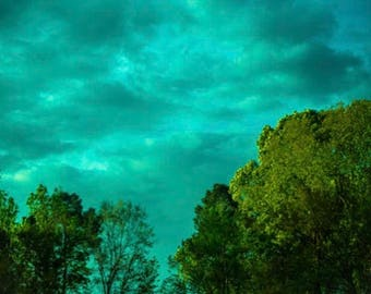 Calm Blue