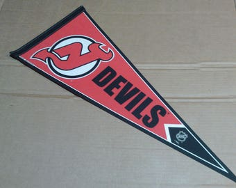 New Jersey Devils Pennant - Full Size