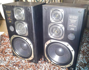 JVC SP E900 SPEAKERS