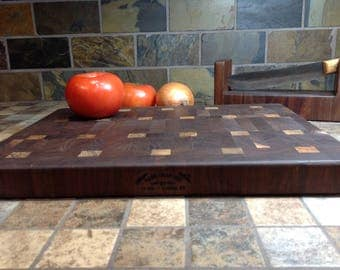 Cutting Board Butcher Block
