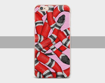 Royal snakes iPhone case  iPhone 6 case iPhone case iPhone 7 case Royal snakes iPhone 8 case iPhone 5s case for Samsung Galaxy S9