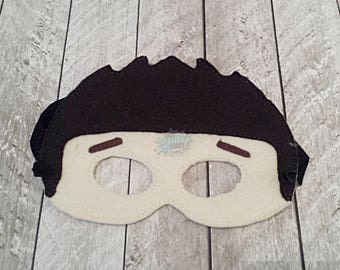 Boy Paw Masks Puppy, Hero, Working Dog, Patrol, Inspired Mask, Pretend Play, Imagination