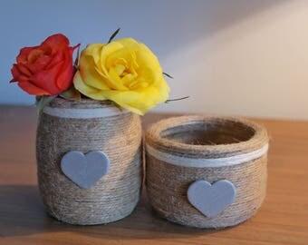 Small pots of Hello