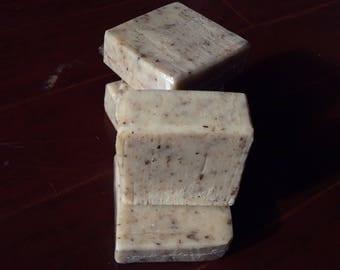 Lavender and Shea Butter Handmade Artisan Soap