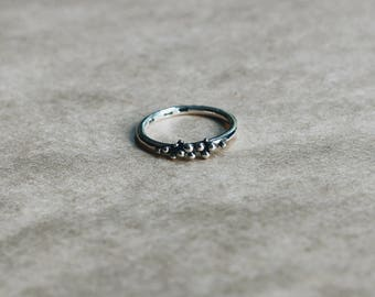Silver Ring - Boiling Ring