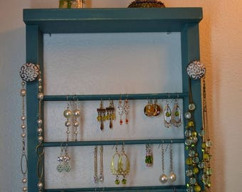 Hand Made Jewelry Rack