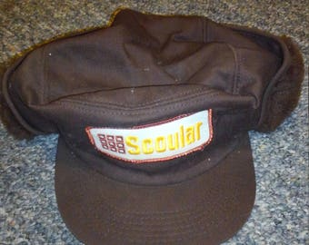 Scoular insulated retro hat