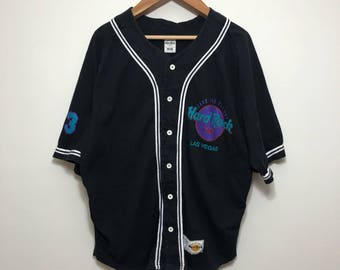 Vintage Hard Rock Cafe Baseball Shirt