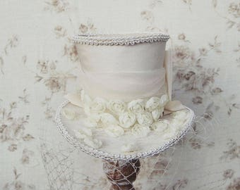 Mini top hat 'I do!'