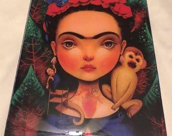 Frida Kahlo and Diego Rivera box
